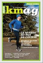 Premier numéro du magazine kmag