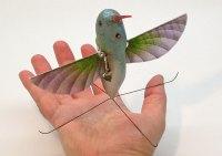 L'oiseau-mouche mécanique