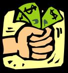 Argent, plein d'argent ! - www.openclipart.org