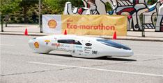 Eco-marathon Shell, prototype vainqueur en 2011